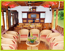 Alleppey Boathouse