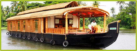 Alleppey 3Bedroom Luxury Houseboats