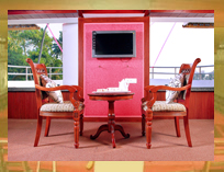 8 Bedroom A/C Largest Houseboats in kerala