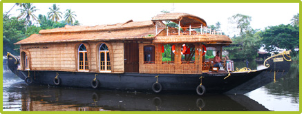 Kerala Houseboats Cruise